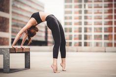 yoga backbend
