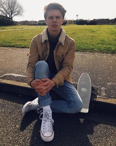 A morning skate! Thank you for my new board @pennyskateboards ❤️ So Much Love, Love My Boys, Why Dont We Boys, A New Hope, New Hope Club, New Board, Boyfriend Material, Reece Bibby, Blake Richardson