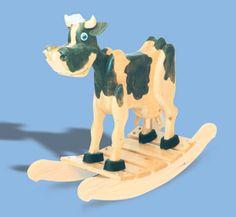 Bessie The Cow Rocker Plans
