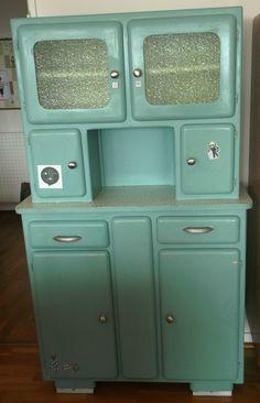Meuble mado on pinterest kitchenettes vintage pyrex and for Meuble mado