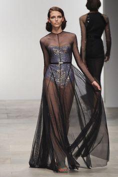 #tulle #model #fashion
