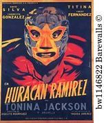 Barewalls has high-quality art prints, posters, and frames. Art Print of Classic Mexican Movie - Huracan Ramirez. Search 33 Million Art Prints, Posters, and Canvas Wall Art Pieces at Barewalls. Rockabilly, Jorge Gonzalez, Luchador Mask, Wrestling Posters, Sports Posters, Mexican Wrestler, Identity, Mexican Designs, Mexican Art