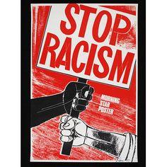 Poster - Stop Racism