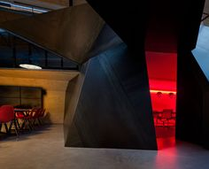 Red Bull New Amsterdam HQ by Sid Lee Architecture