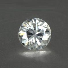 0.18 cts Natural Color (G)  Diamond Loose Gemstone Round Cut  Belgium 3.6 mm $