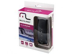 Viva-Voz Multilaser AU201 por Bluetooth V 3.0 - para Celulares e Tablets e iPhone com as melhores condições você encontra no Magazine Feirao24horas. Confira!