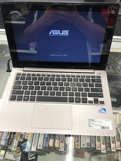 ASUS X202E 11.6 Touch Screen Laptop Win8 Intel Pentium@1.50ghz 4gb 250gb