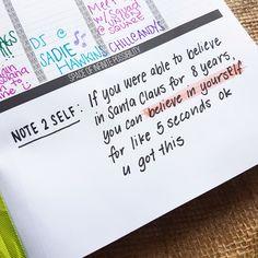 Too true!  U got this! ✨ - #passionplanner #note2self #littlereminder…