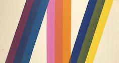 Paul Reed (b. Mar. 28, 1919): Interchange no. 2, 1966 - synthetic polymer: acrylic on fabric: canvas (Smithsonian)