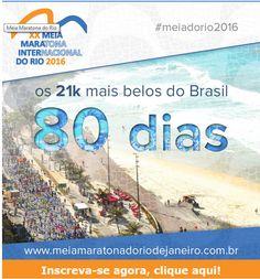 Corridas do MarcusCezar: Meia Maratona Internacional do Rio