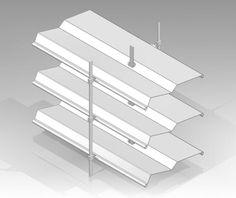 90 mm Aluminium Außenjalousie im Profil Billig bestellen