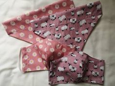 Dog Bandana, Bunting, Floral Tie, Your Favorite, Face, Dogs, Handmade, Collection, Garlands