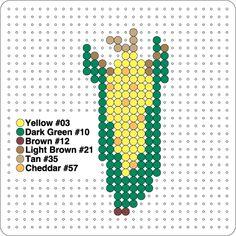 KleuterDigitaal - wb strijkkralen mais