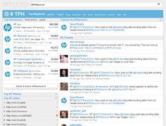 Herramienta web gratis que te ayuda a monitorizar y analizar cualquier nombre, palabra o hashtag de Twitter