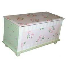 Exclusive Roses Toy Chest