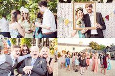 Halfpenny London Elegance and a Pretty Floral Crown for a South Farm Wedding | Love My Dress® UK Wedding Blog