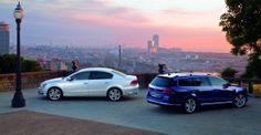 Volkswagen Passat new pics