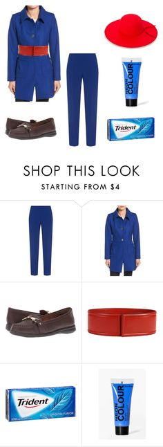 """""""""""Willy Wonka and the Chocolate Factory"""" Violet Beauregarde Costume"""" by oliviaf14 on Polyvore featuring Antonio Berardi, CeCe, Aerosoles, Marni, Boohoo and Ashley Stewart"""