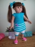 "PJ-Partay- 18"" doll Image INTENSE - Free Original Patterns - Crochetville"