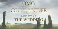 Warning: Fangirl Overload - 'Outlander' Ep 1.07 The Wedding Preview