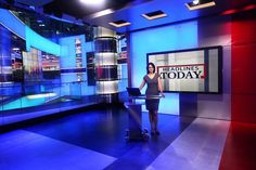 TV Today Network Set Design Gallery