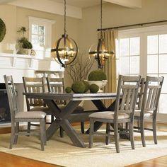 Powell Furniture Turino Dining Table