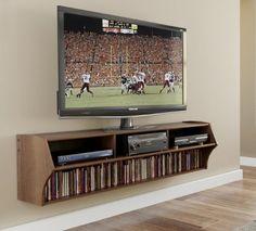 5 Unique TV Stands - Decorating Ideas                                                                                                                                                                                 More