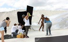 Behind the Scenes of Body 2014