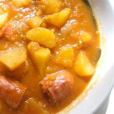 Receta Patatas a la riojana| Kocinarte.com