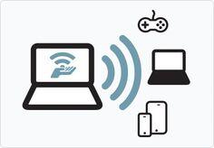 Connectify Connectify, una utilidad para compartir el Internet de mi laptop