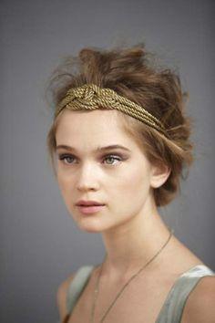 Headbands – O Hit da estação | Kit de Beleza de Vera Garcia. #casamento #noivas #tiara