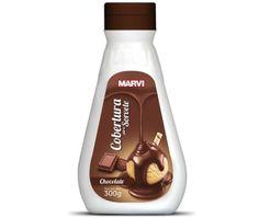 Cobertura de Chocolate 300g Marvi