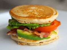 Blogger Paula Kittelson from Blogging Foods solves the lunch-box dilemma by transforming breakfast leftovers into a delicious sandwich that is sure to please the kids and adults in your family.