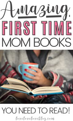Here are three of the best first time mom books covering topics from pregnancy, to baby sleep, to parenting. As a mom of three, these resources have been a life-saver for me time and time again! They are THE must read books for birth and beyond and are the top books every new mom should add to her list or baby registry. #bookstoread #booksworthreading #newmom #newmomtips #firsttimemom #firsttimepregnancy Books For Moms, First Time Moms, Reading, 1st Time Moms, Reading Books