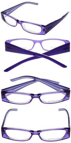 Diesel Prescription Eyeglasses Frame Unisex Violet DV 0083 OAC Rectangular