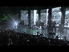 MUSE » The 2nd Law » EUROPE TOUR 2013.  Forty minutes of concert video