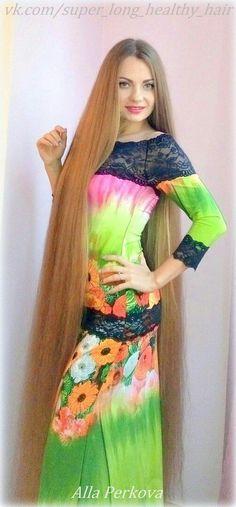very long blonde