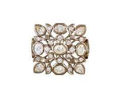 Diamond Avesh Ring