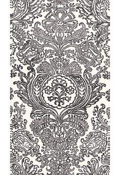 Tremezzo Damask Schumacher Fabric | Fall 2012