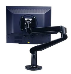 Make space on your office desk by mounting the Computer under the desk. With easy to install & adjust CPU holder, get easy & convenient access to your computer.