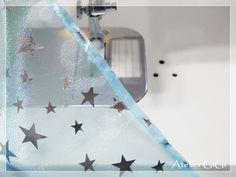 オーガンジー、シフォンの端始末の仕方 Atelier GiGi のソーイング・ノート