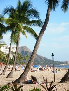 Honolulu, Hawaii.......another one of my favorites! Hilton Hawaiian Village beach side is Da Best......