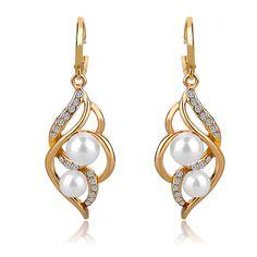 925 Argent Pierre de Lune /& saphir bleu femmes bal bijoux cadeau oreille Dangle Boucles D/'oreilles U