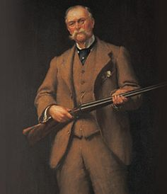 James Purdey the Younger (1828-1909): Having worked for Joseph Manton, the foremost gunmaker of his time, James Purdey founded James Purdey & Sons Ltd in 1814, specialising in bespoke sporting shotguns and rifles. In 1826, he moved the company from Princes Street to Manton's former premises in Oxford Street. His son, James Purdey the Younger, took over the company in 1858. In 1882, they moved to №57-58 South Audley Street, Mayfair W1, where they remain to this day.