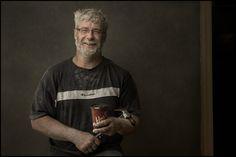 Carpenter Male Portraits, Carpenter, Artist, Mens Tops, Photography, Photograph, Artists, Men Portrait, Photo Shoot