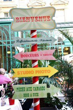 C'est la fête foraine au Westin Paris-Vendôme - Florence Simon - Photo Streetfood Festival, Matilda, Fun Fair, Paris Theme, Circus Party, Party Flyer, Mad Science, Wedding Anniversary, Happy Birthday