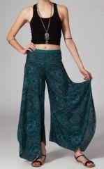 Pantalon femme évasé original Fabiena sur www.akoustik-online.com