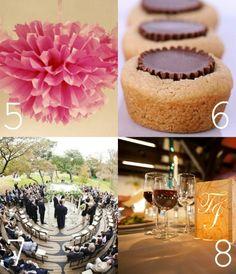 Top Ten Blog Posts of 2011 at Intimate Weddings