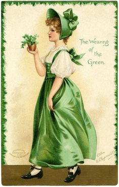 Free St Patricks Day Clip Art ~ The Graphics Fairy