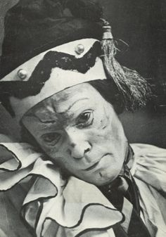 Nijinsky as Petruska